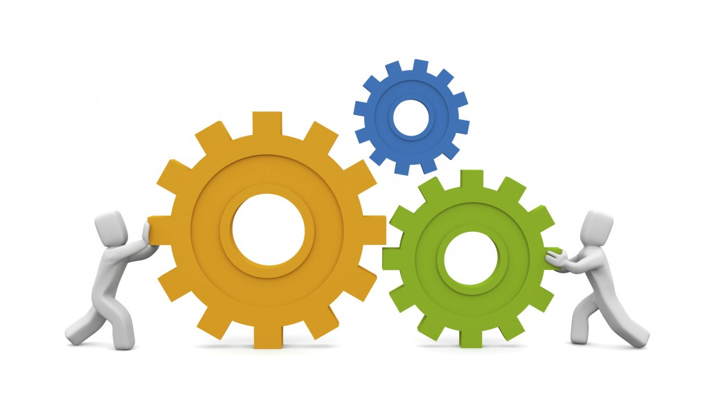 Gear clipart automation.