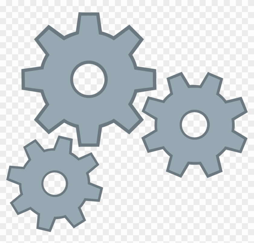 Gears clipart hd png.