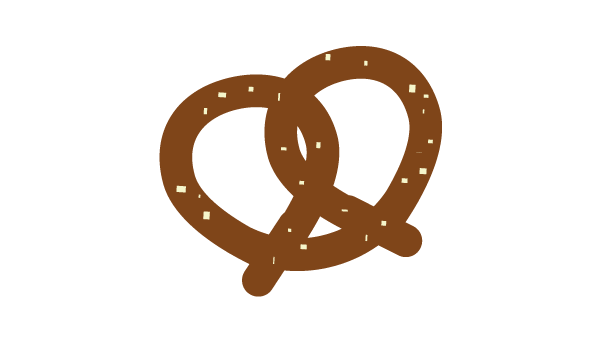 german clipart bavarian pretzel
