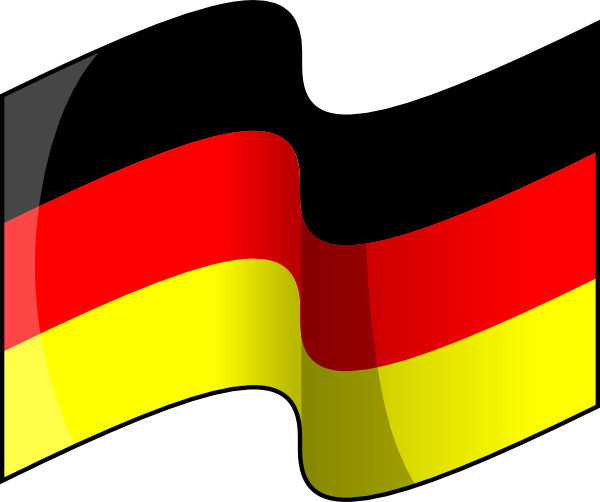 german clipart wavy