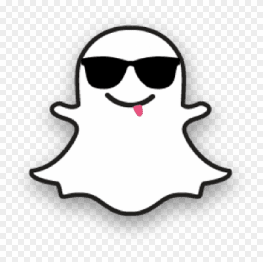 snapchat icon clipart comic