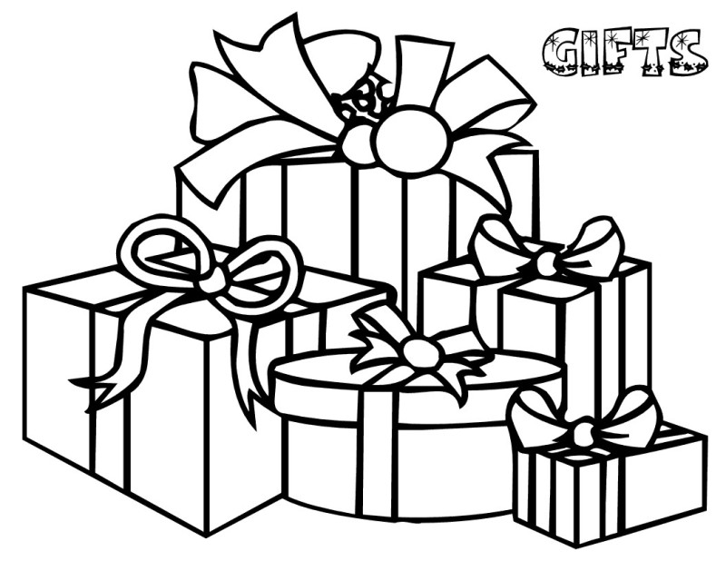 Gift clipart bunch.