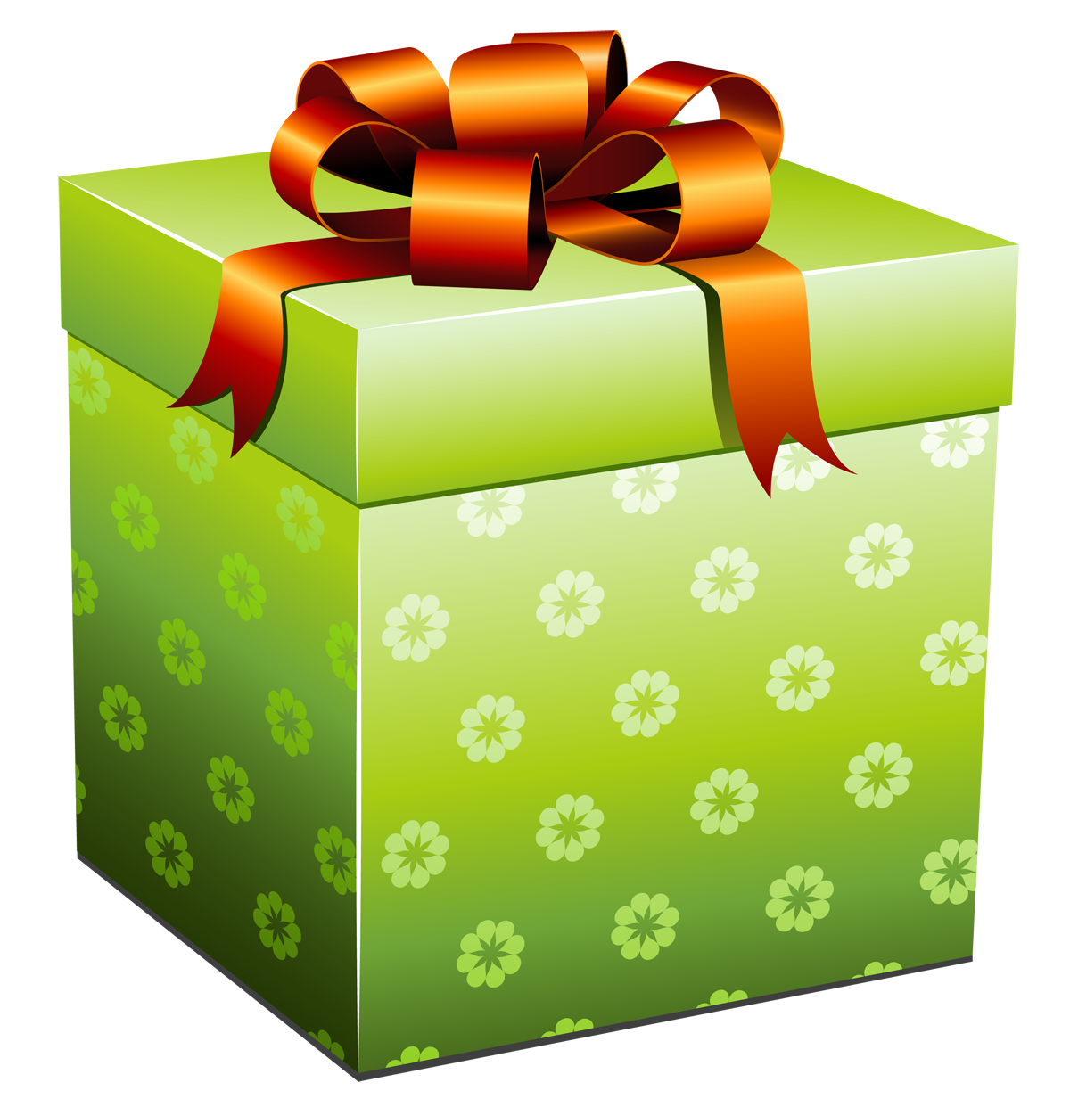 gift clipart empty gift box