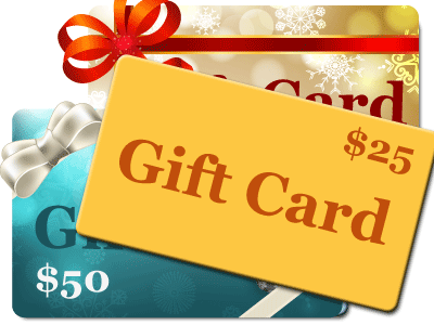 Gift clipart gift card.