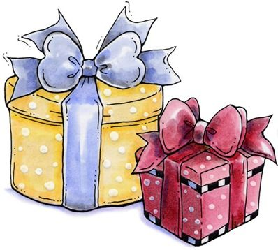 Gift clipart party gift.