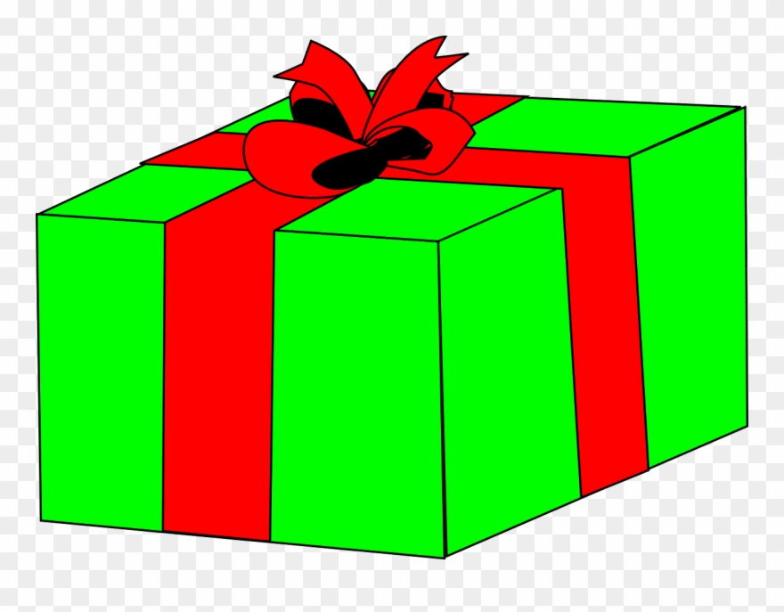 Gift clipart rectangle.