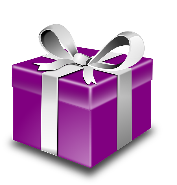 Gift clipart special gift.