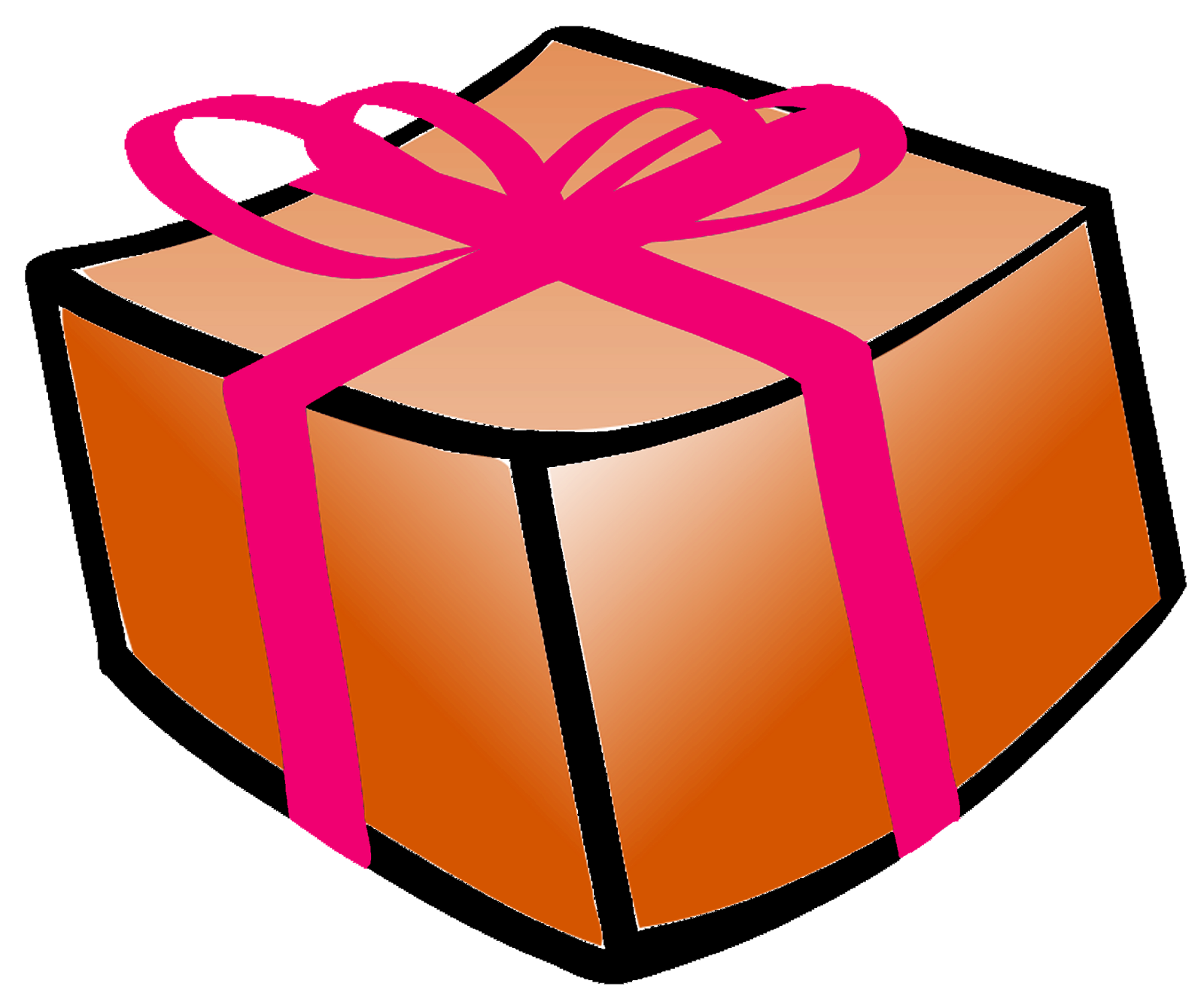 Gift clipart thing.