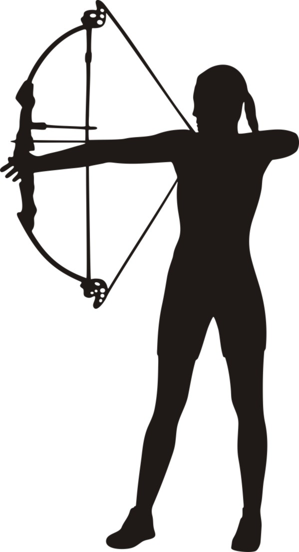 archery clipart png