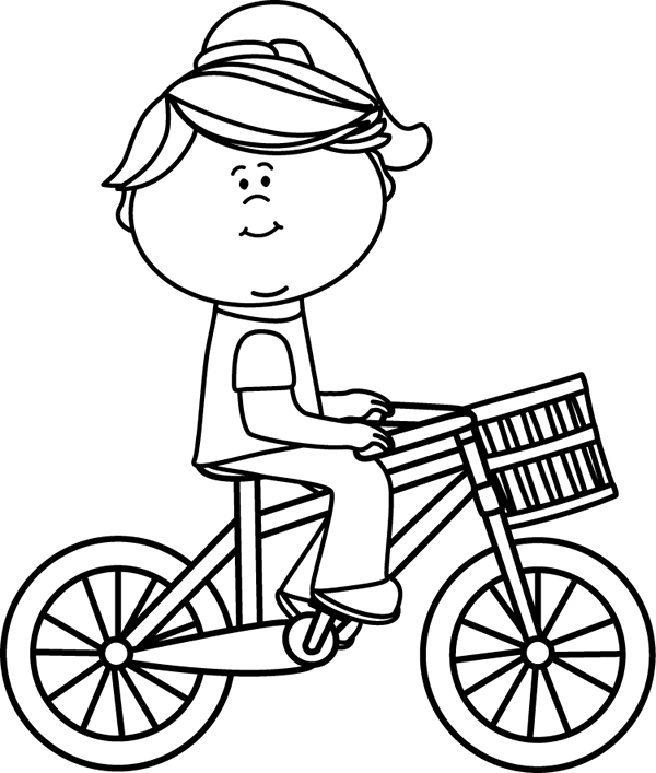 Basket clipart black and white.