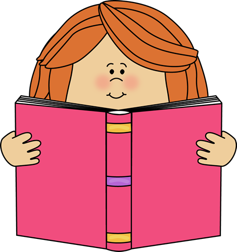 books clipart reading