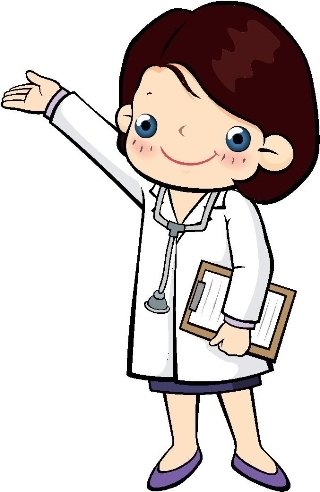 doctor clipart cute