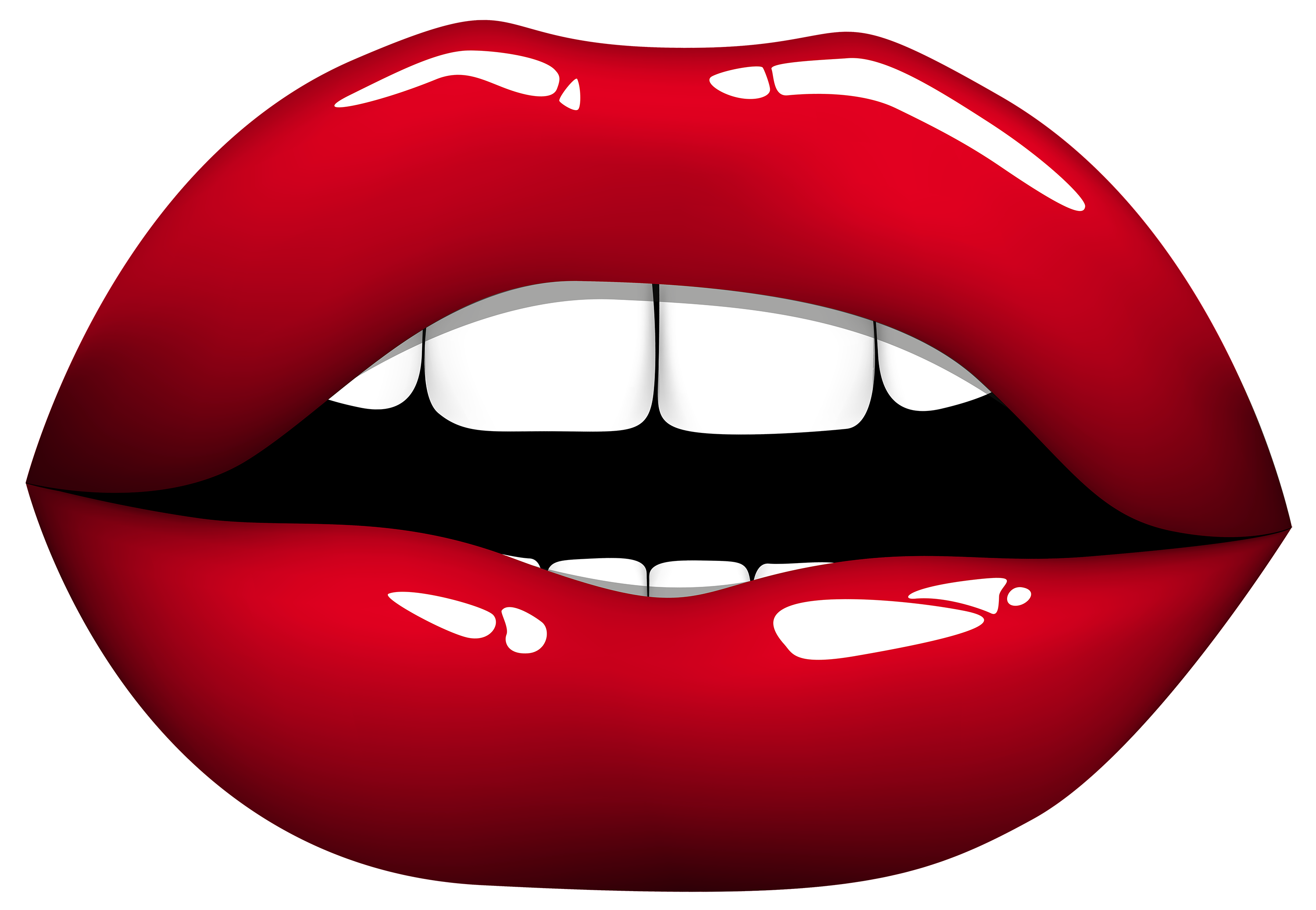 mouth clipart transparent background
