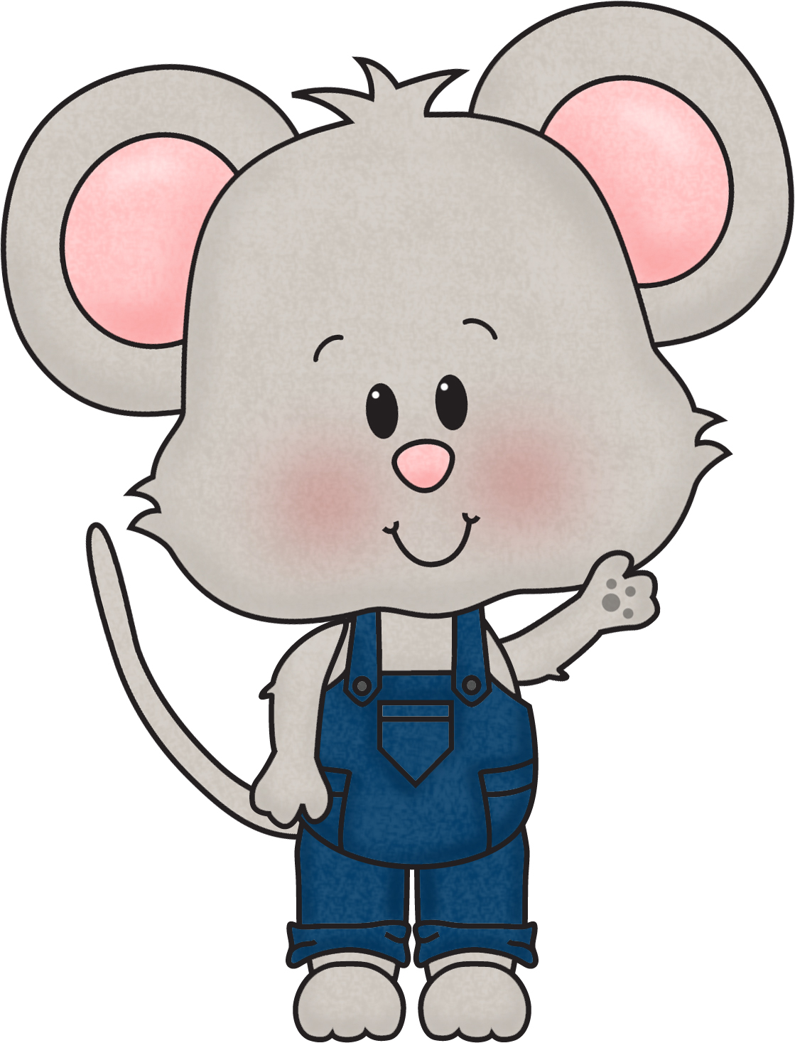 Mouse clipart give.