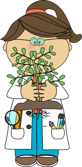 scientist clipart animated