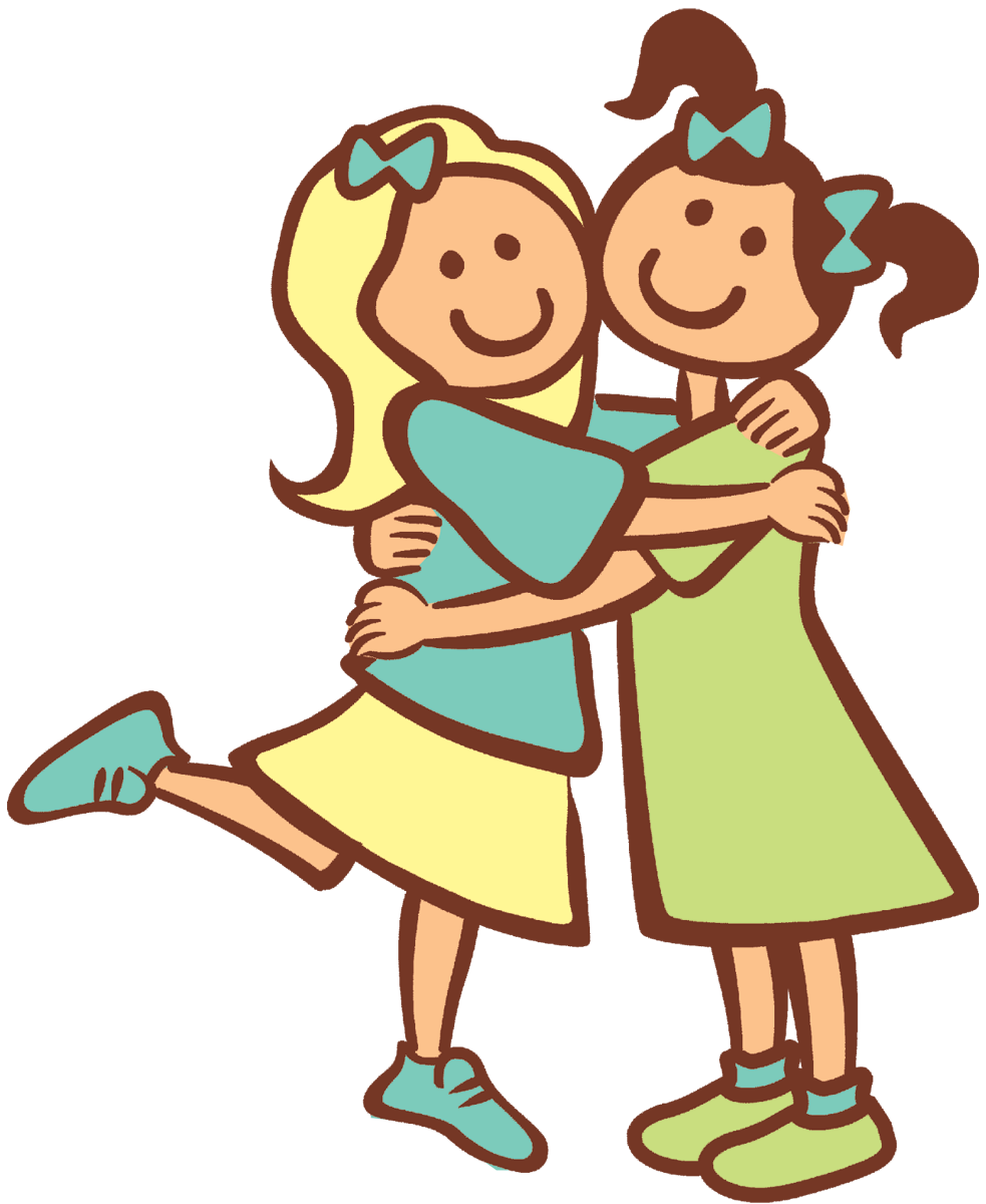 friendship clipart bff