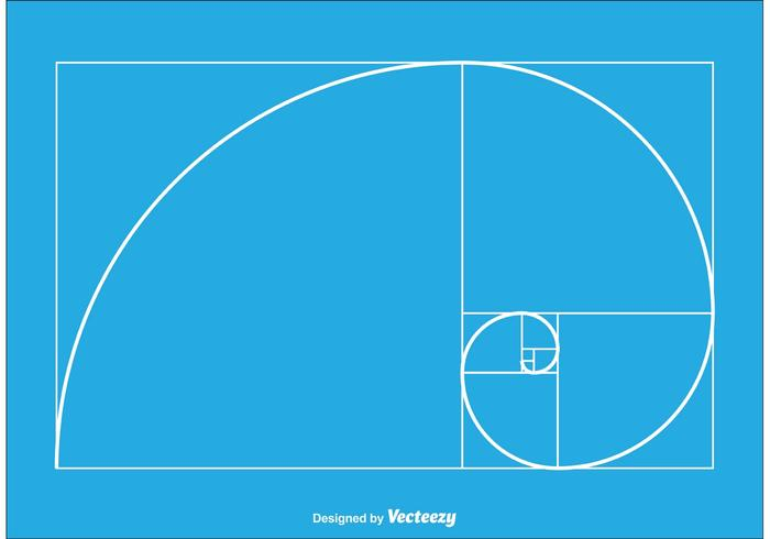 golden ratio clipart vertical