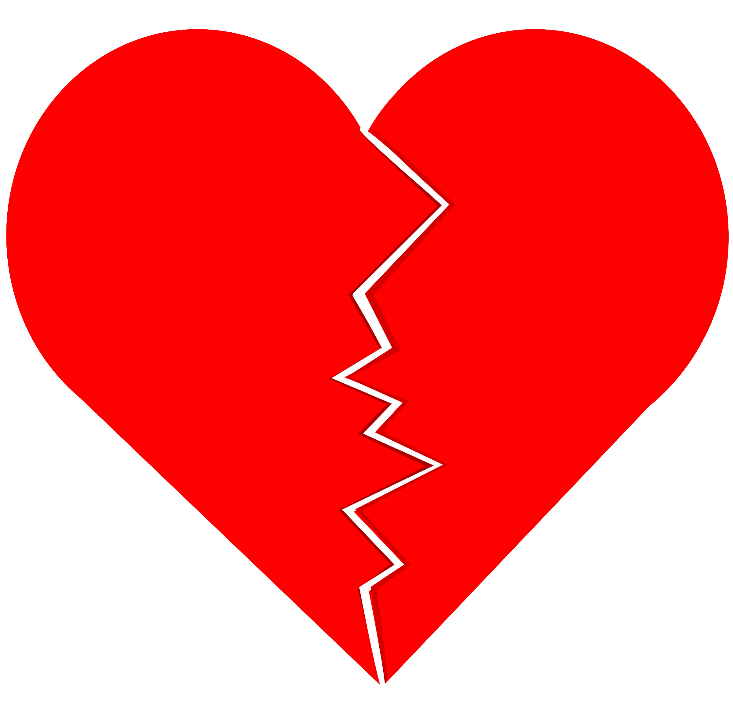 public domain clipart heart