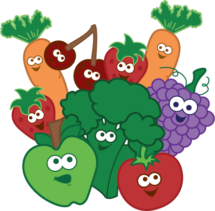 nutrition clipart cartoon