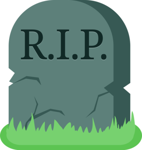 tombstone clipart death