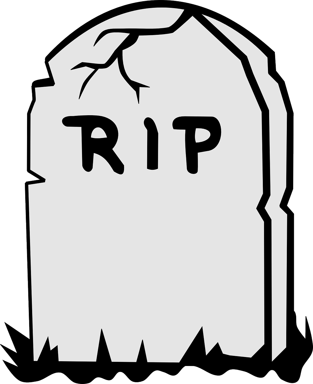 Gravestone clipart mother died.