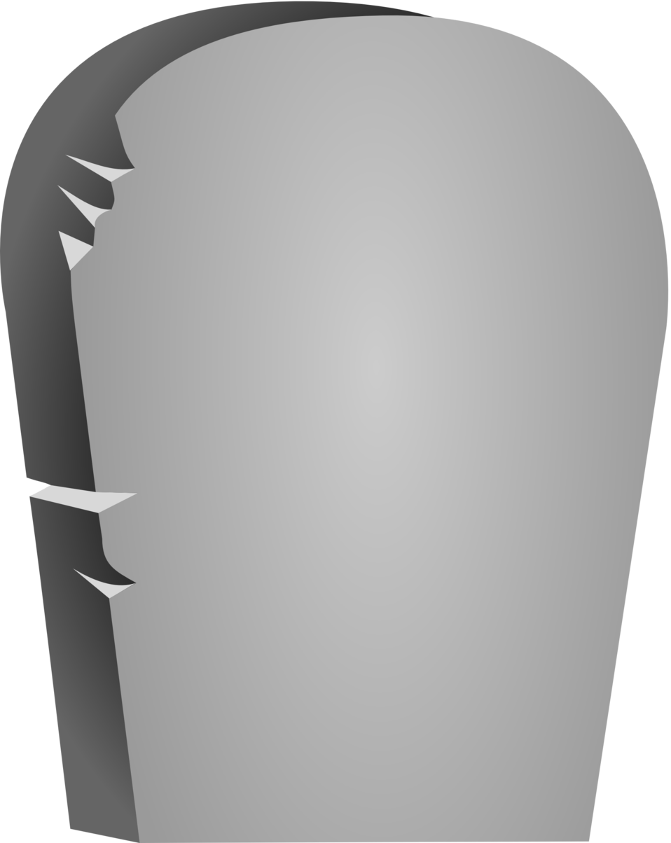 tombstone clipart cartoon