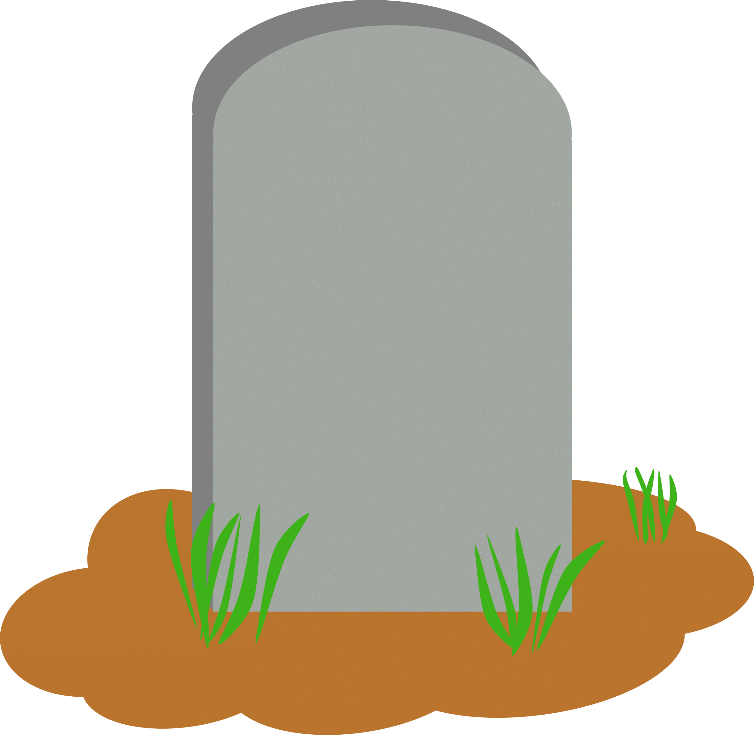 tombstone clipart fancy
