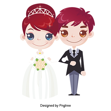 bride and groom clipart wedding couple