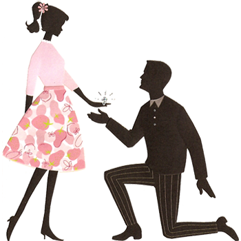 Groom clipart engaged couple.