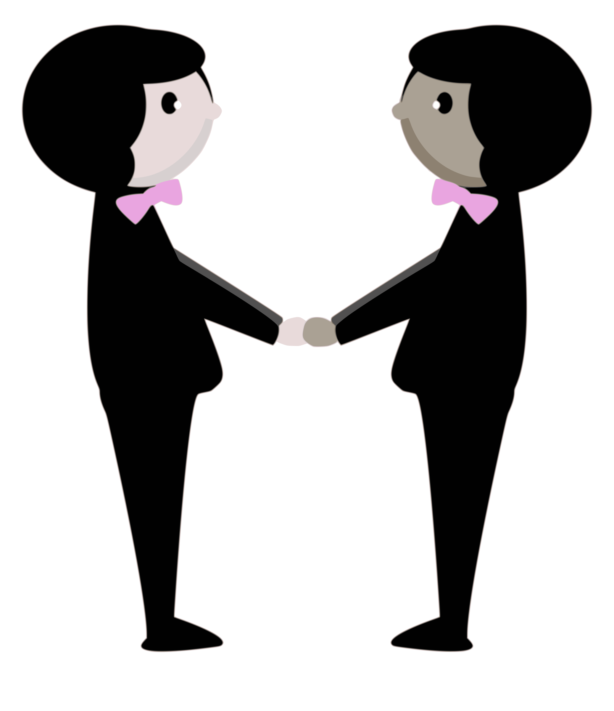 Groom clipart formal person.