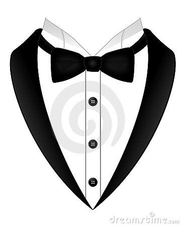Groom clipart prom suit.