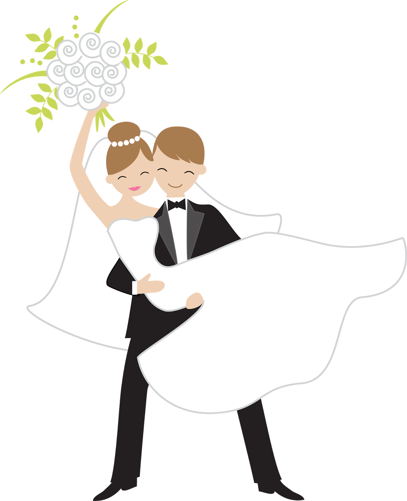 Groom clipart ideal man.