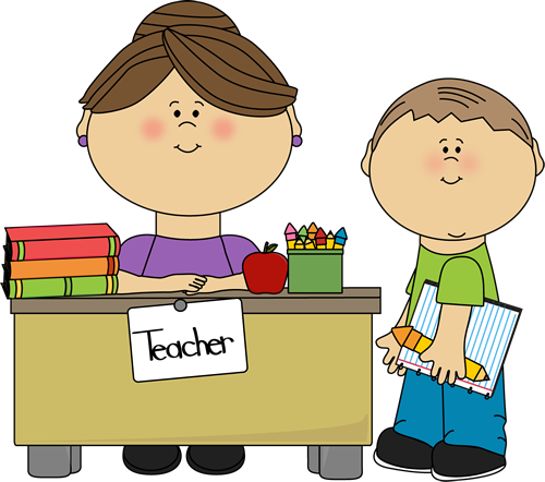 students clipart cute