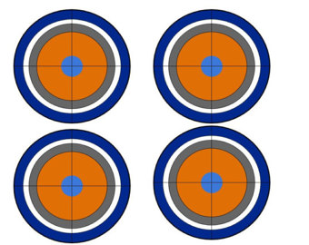 target clipart nerf