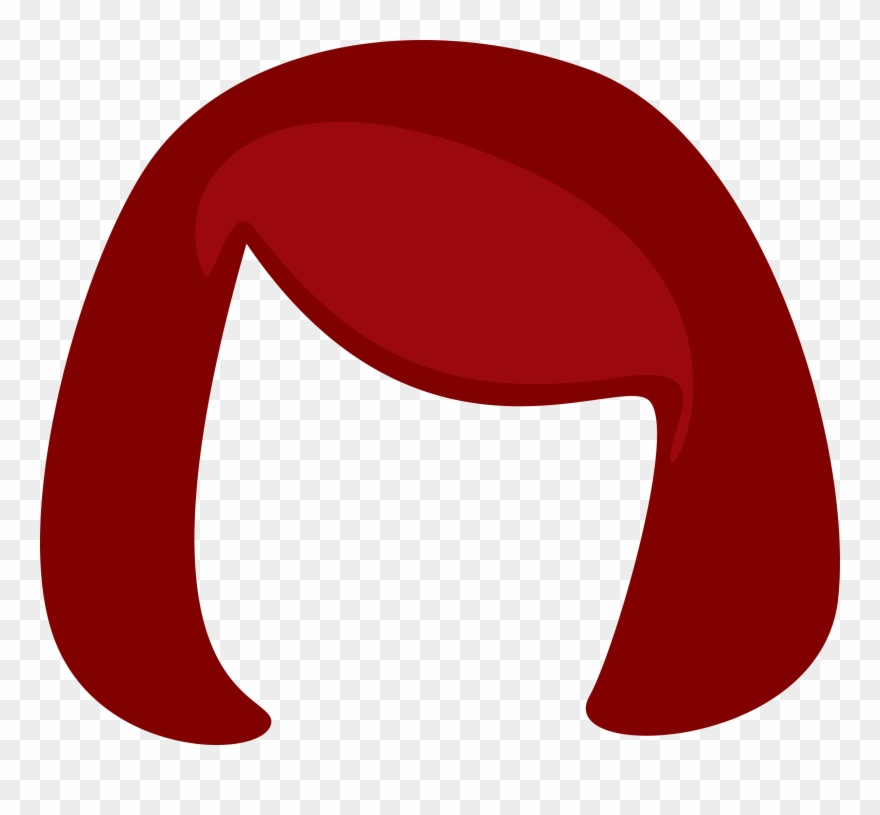 wig clipart