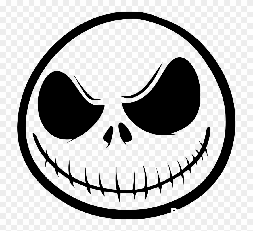 Jack clipart nightmare before christmas.