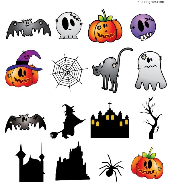 Halloween clipart s anderson.