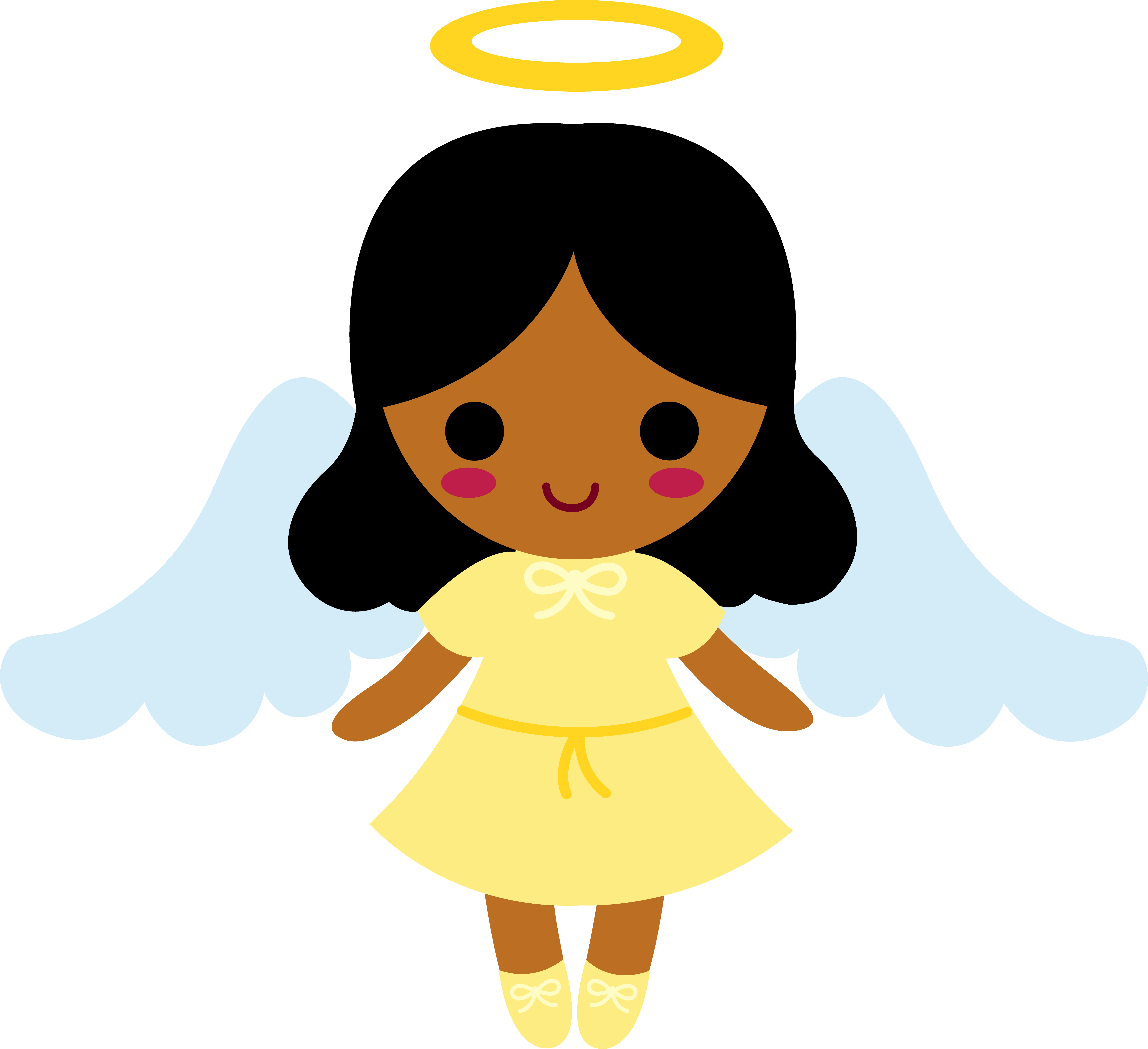 christian clipart cartoon