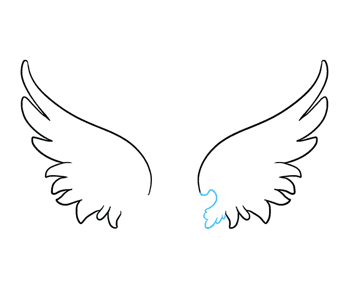 Halo clipart drawing angel.
