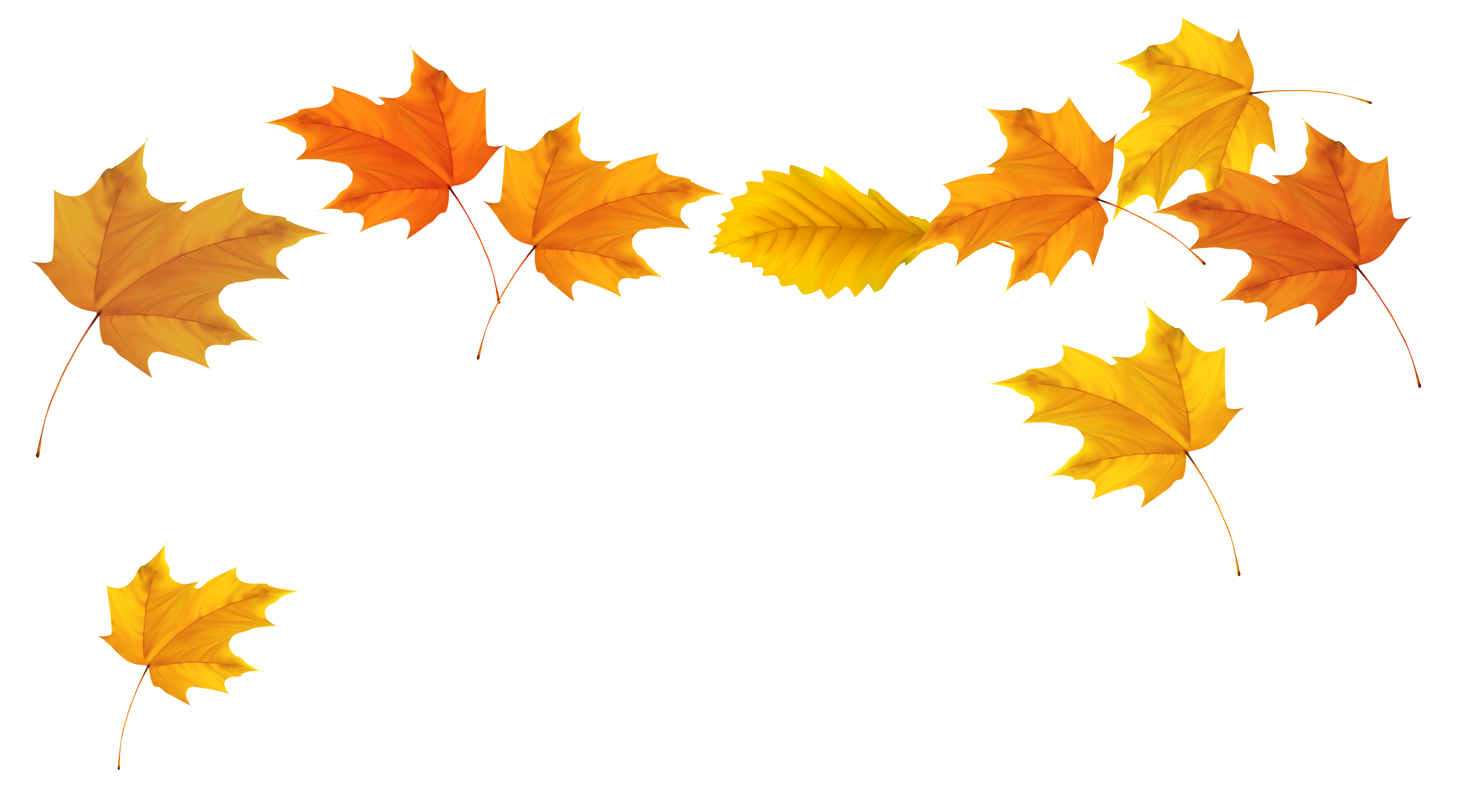 Clipart fall transparent background.