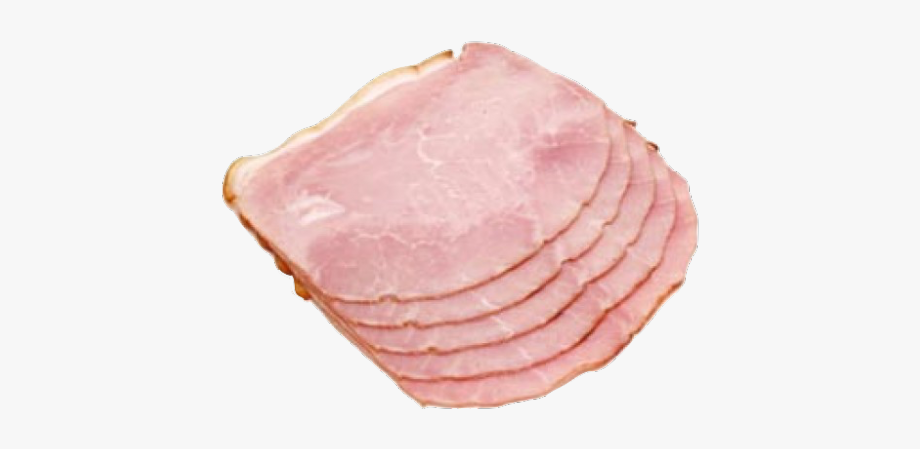 Ham clipart lunch meat.