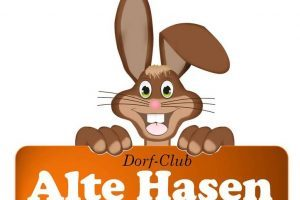 Hase clipart alter.