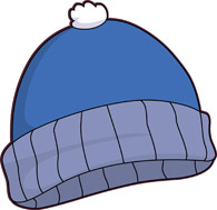 Hat clipart winter.