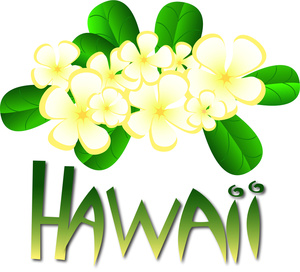 Hawaii clip art printable.