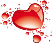 valentine day clipart free bubble letter