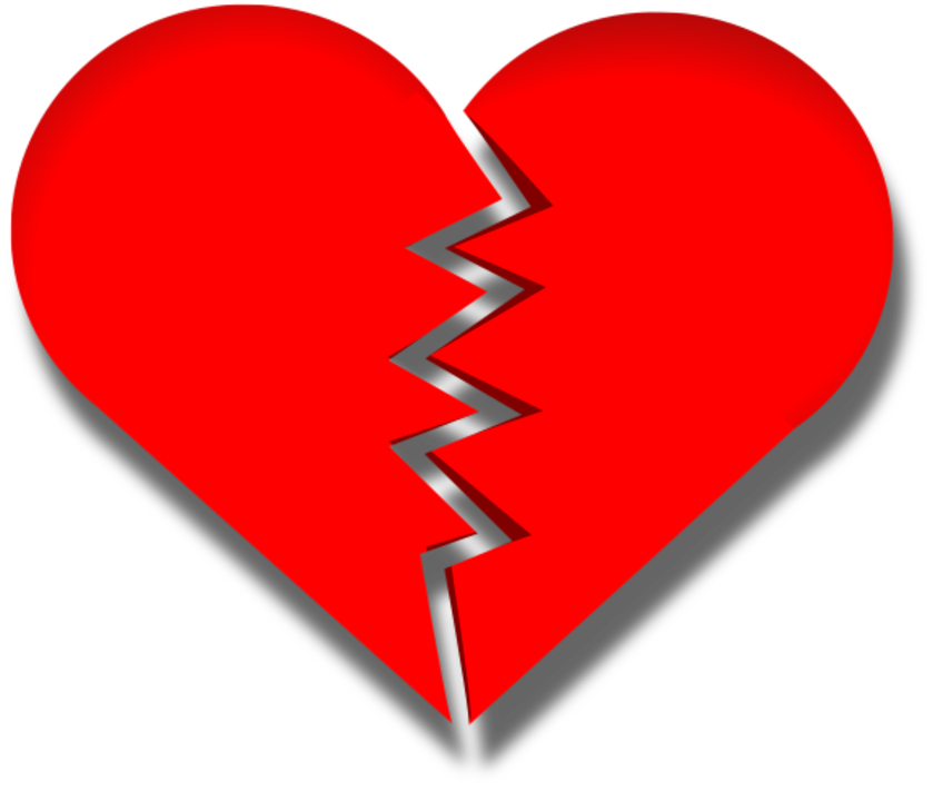 Hearts clipart music.