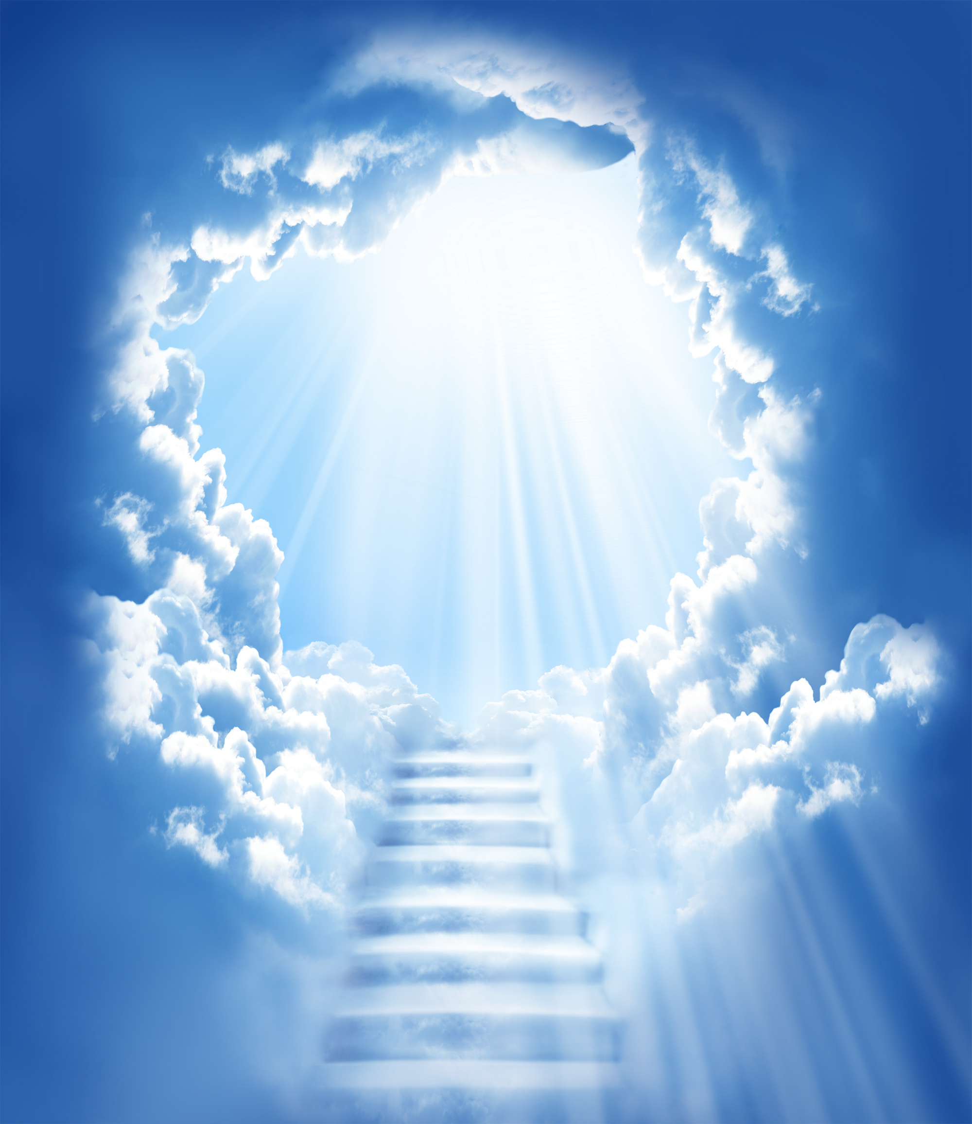 Heaven clipart real.