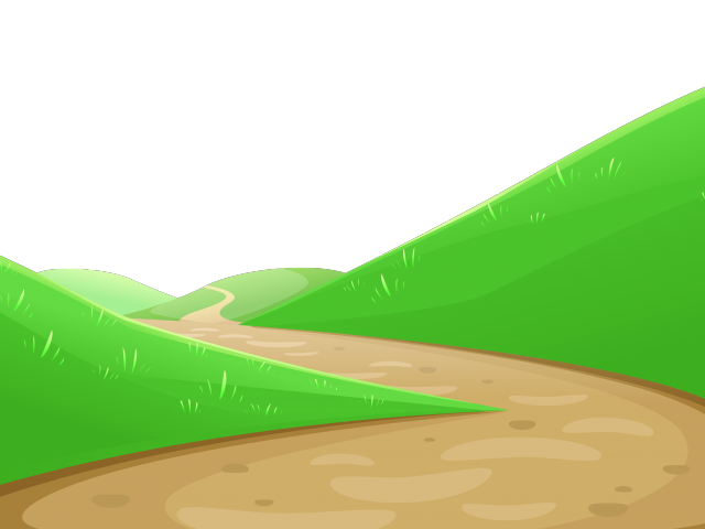 Pathway clipart.