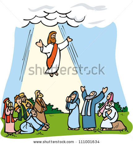 Heaven clipart second coming.
