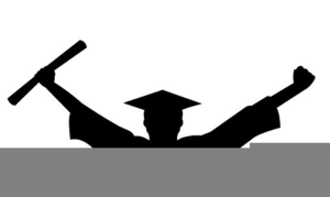 High school clipart graduation.